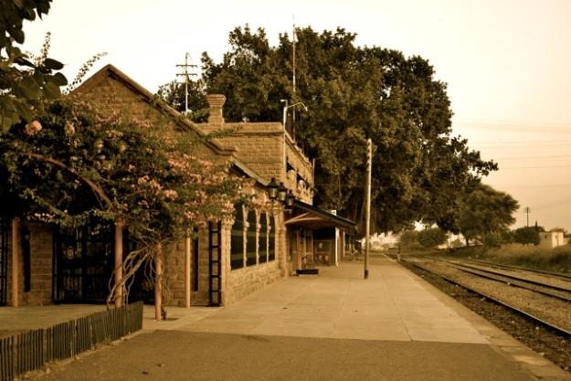 Golra Railway Station