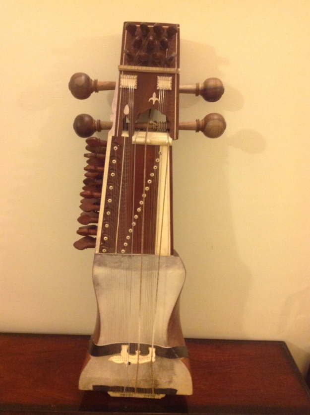 Sarangi refurbished