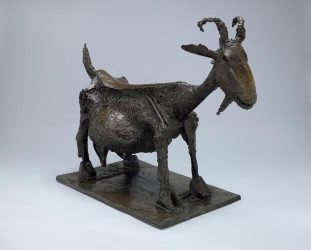 Pablo Picasso, She-Goat, 1950.