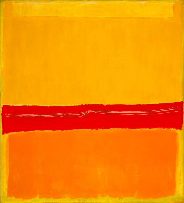 Rothko - No.5/No.22 (1950)